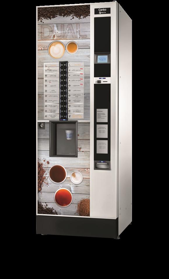 Automat do kawy CANTO