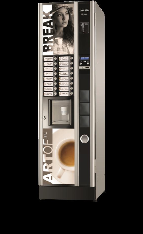 Automat do kawy KIKKO MAX