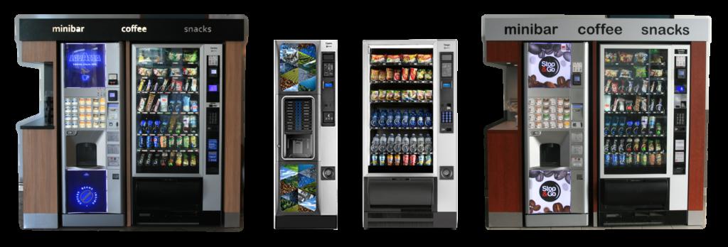 automaty sprzedajace